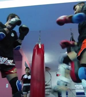 Kick Boxing - Κ1